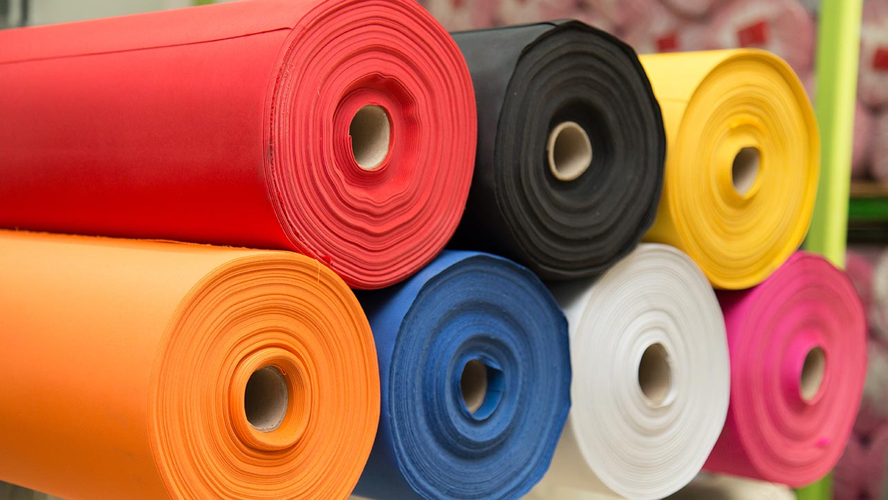 textile materials Textile materials open-end spinning this fabric is made up of synthetic textile fibres that provide greater durability and resistance to products manufactured with the material, such as footwear lining.